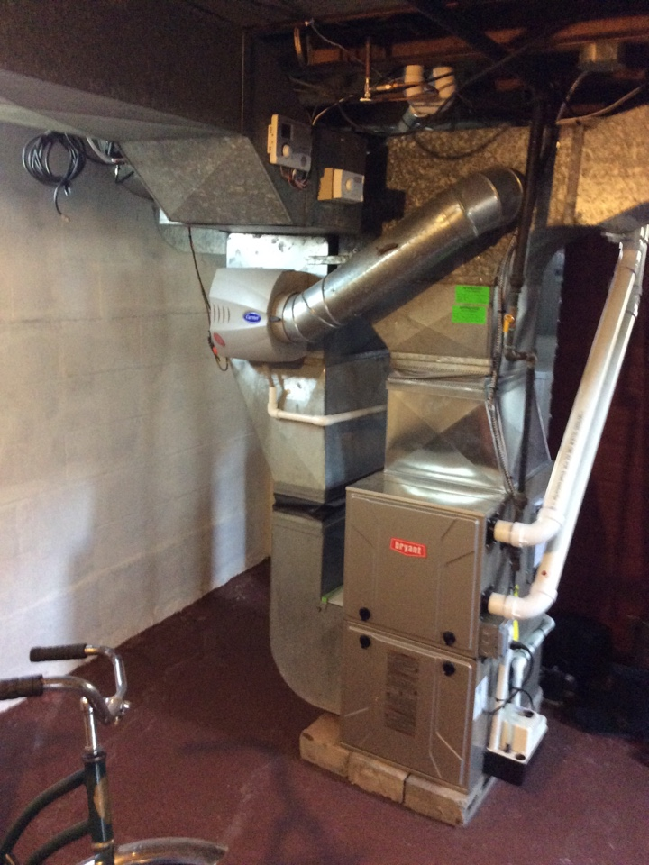 Furnace Ac And Plumbing Repair In Ferndale Mi