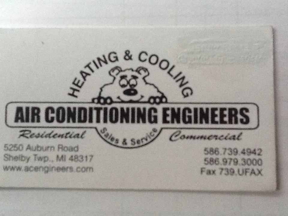 Center Line, MI - City certified furnace inspection