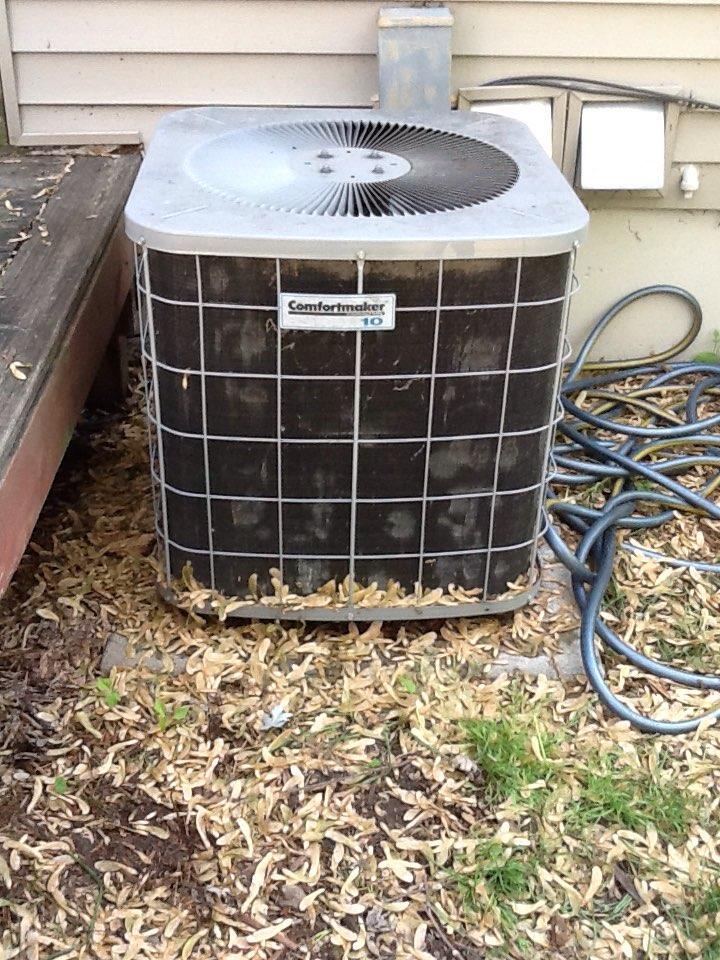 Berkley, MI - Comfortmaker a/c not cooling