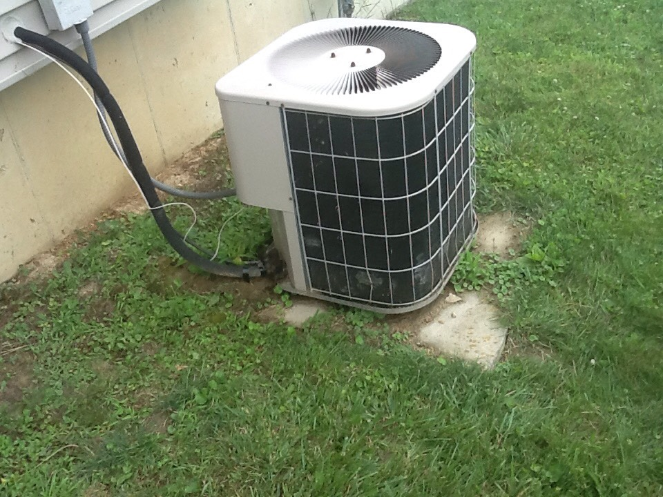 New Haven, MI - A/c inspection