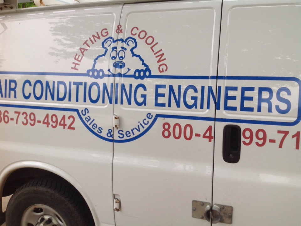 Madison Heights, MI - Maintenance on a residential kenmore furnace in Madison heights.