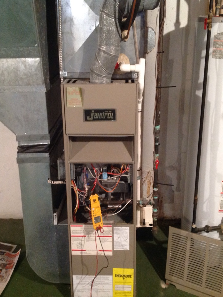 Madison Heights, MI - Furnace maintenance.