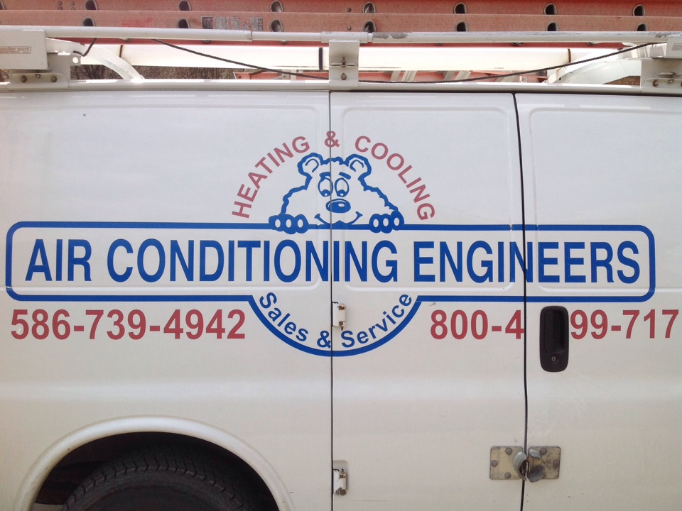 Pontiac, MI - Maintenance on a residential kenmore furnace in Pontiac