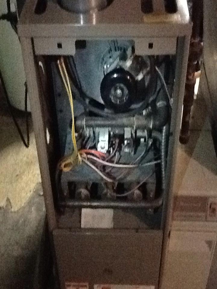 Fraser, MI - Goodman furnace not heating