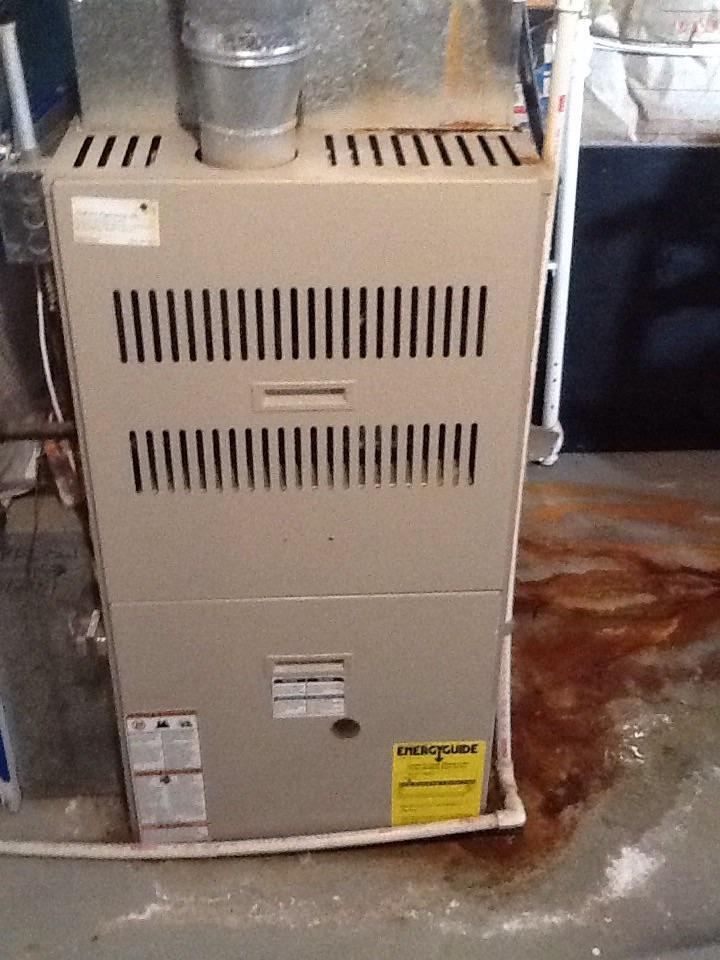 Auburn Hills, MI - Arcoaire furnace not heating up