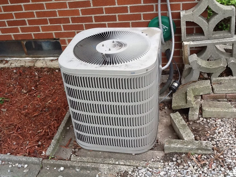 Madison Heights, MI - A/c inspection on Janitrol system