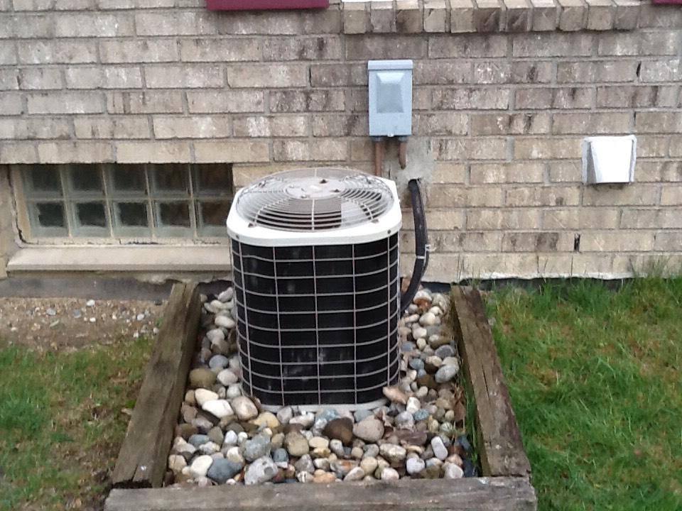 Southfield, MI - A/c inspection on Bryant system