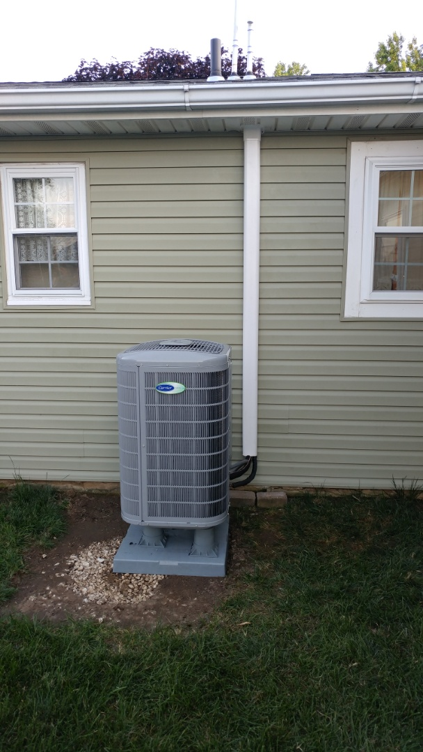 Westampton, NJ - Full carrier infinity systrm