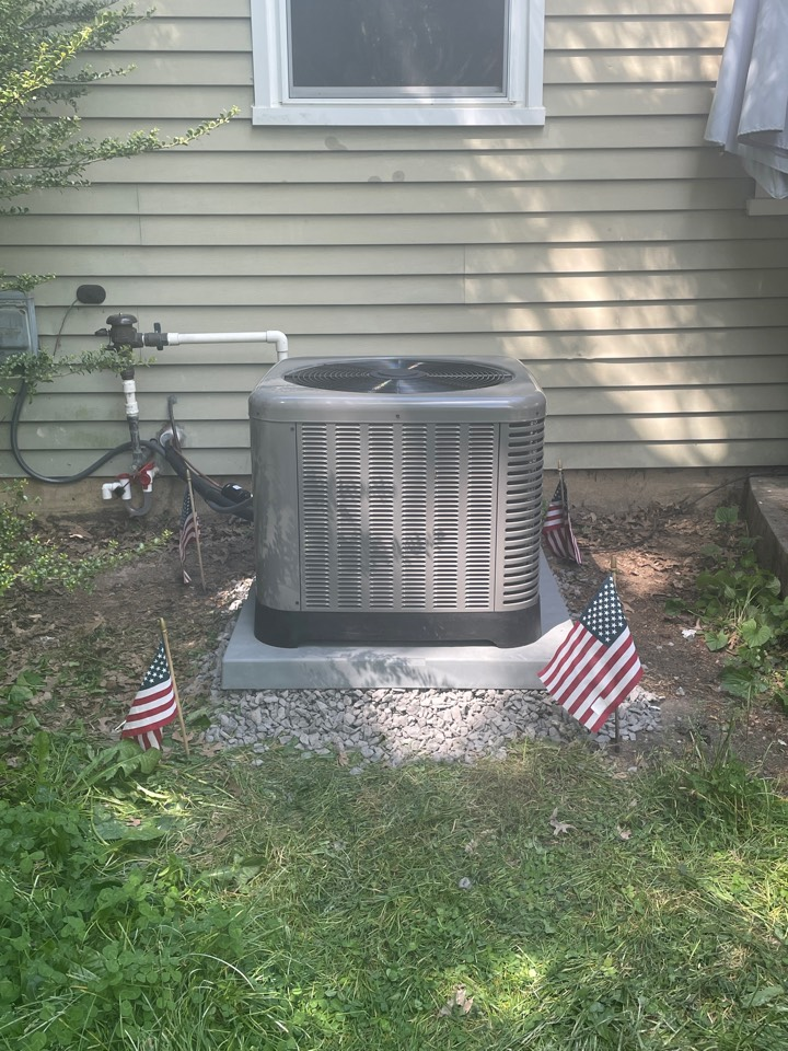 Westampton, NJ - Relocate and install new a/c system !!