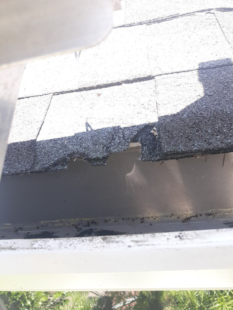 Aiken, SC - South Point Roofing and Construction is replacing damaged shingles in Aiken, SC.