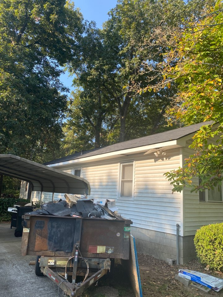 Augusta, GA - Roof replacement