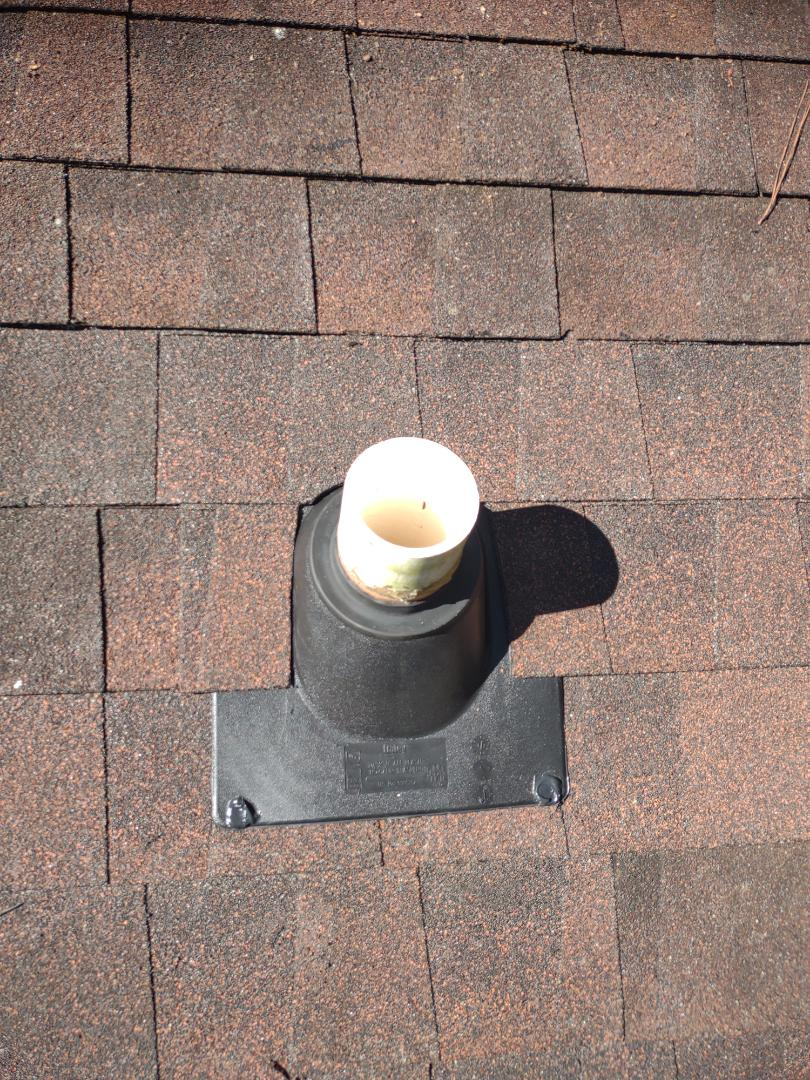 Aiken, SC - South Point Roofing and Construction is replacing 3 in 1 pipe boots in Aiken, SC.