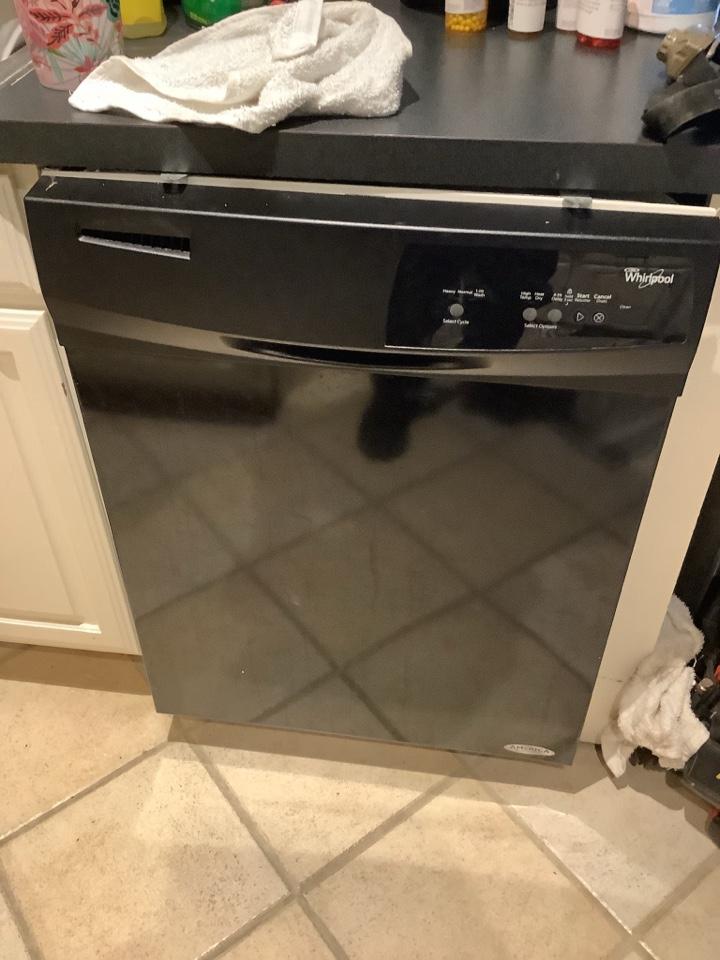 Crowley, TX - Replace dishwasher