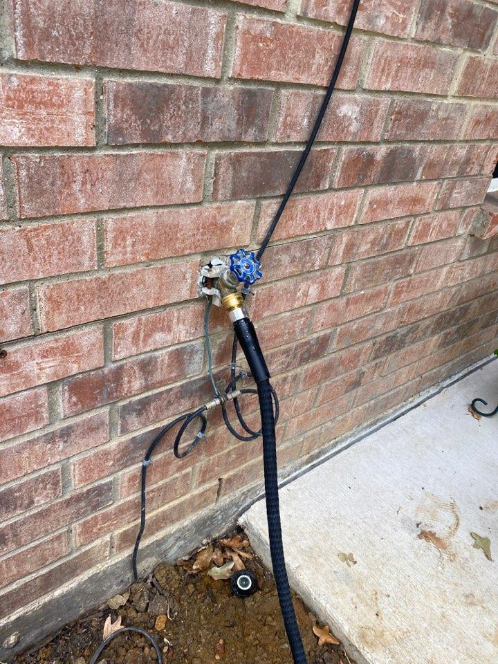 Replace vacum breakers on hose bibs