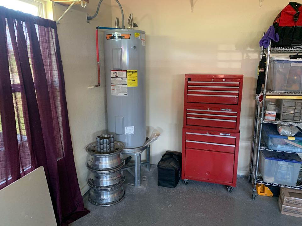 Crowley, TX - Water heater replacement in Crowley.