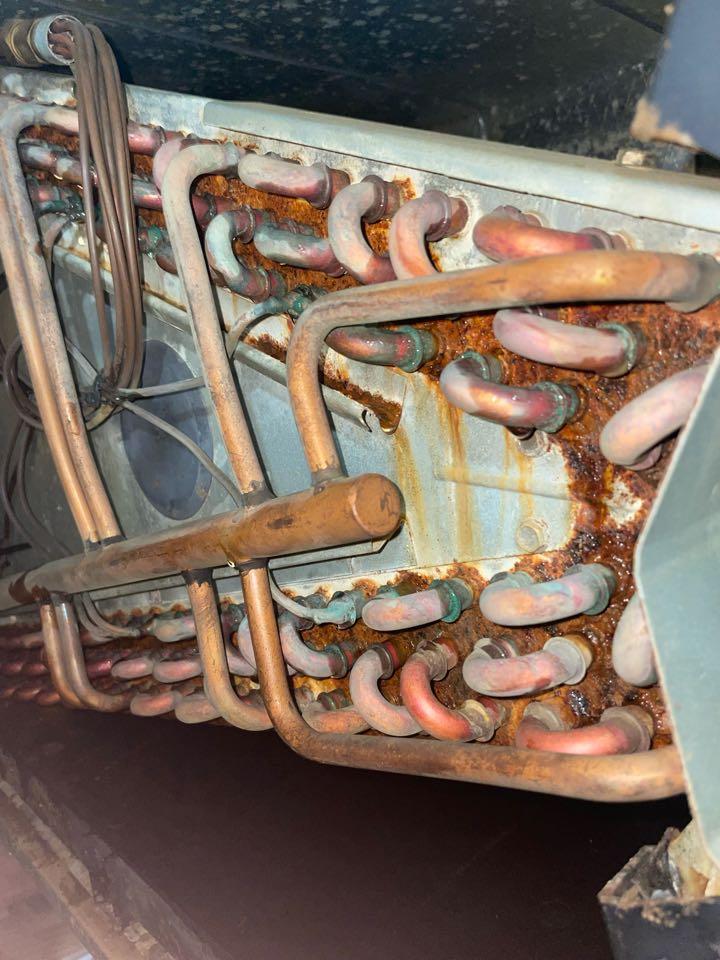Crowley, TX - Air conditioner repair in Crowley