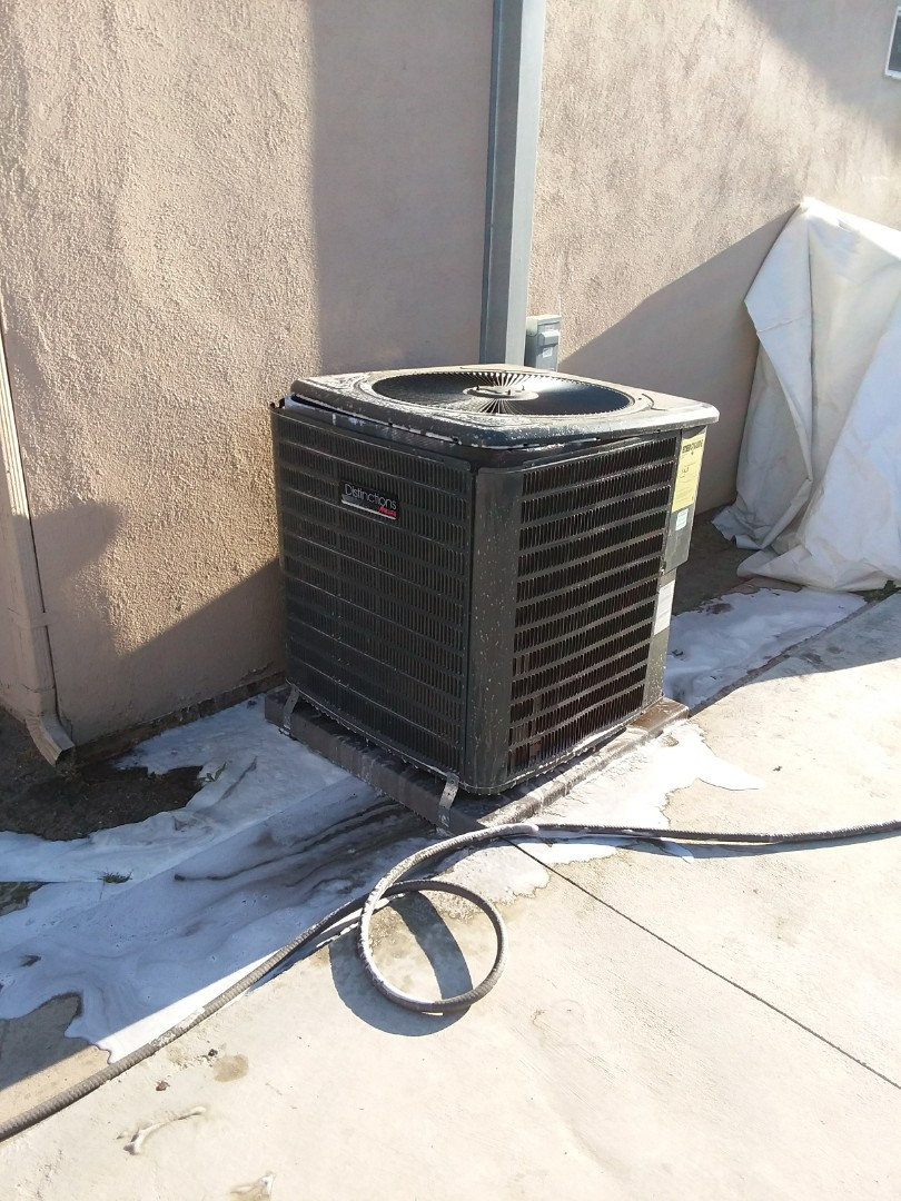 Good old preventative maintenance to ensure your investment is operating properly.