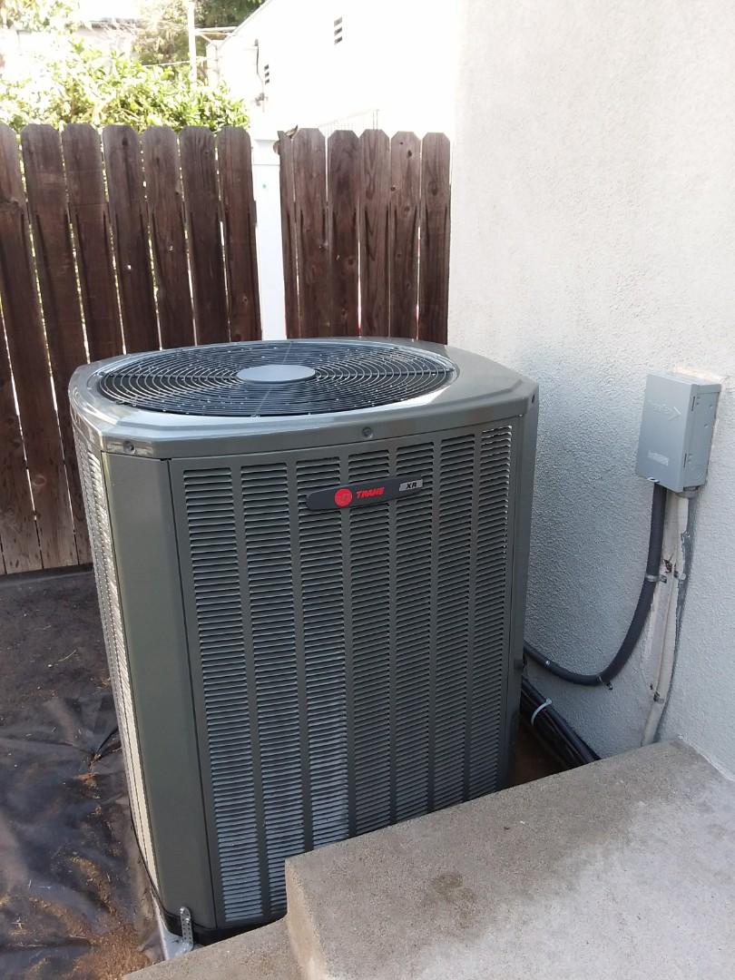 Another central heating and air conditioning system completed with its regular maintenance