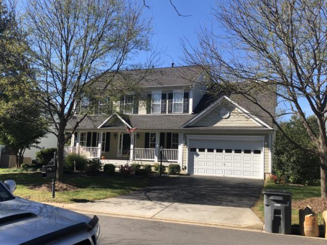 Broadlands, VA - Broadlands, VA - We are a roofing contractor specializing in residential roof replacements.  Completed a roof replacement with GAF Timberline HD shingles.