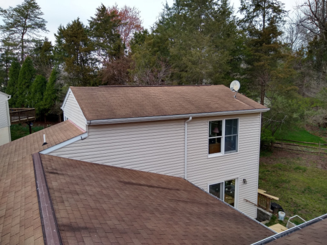 Centreville, VA - Centreville, VA - Providing a re-roofing estimate today! The homeowner has asked that we provide a quote for GAF Timberline HDZ shingles and Tamco Heritage Shingles. #HillRoofing #CentrevilleVARoofer #Roofer #NorthernVARoofer #FairfaxCounty #RoofingCompany #RoofingNorthernVA #RoofingFairfaxVA #RoofingArlingtonVA #RoofingCentrevilleVA #Roofing #ContractorVirginia #ManassasRoofingContractor #NorthernVirginiaRoofer #RoofReplacement #GAF #HDZ #Shingle