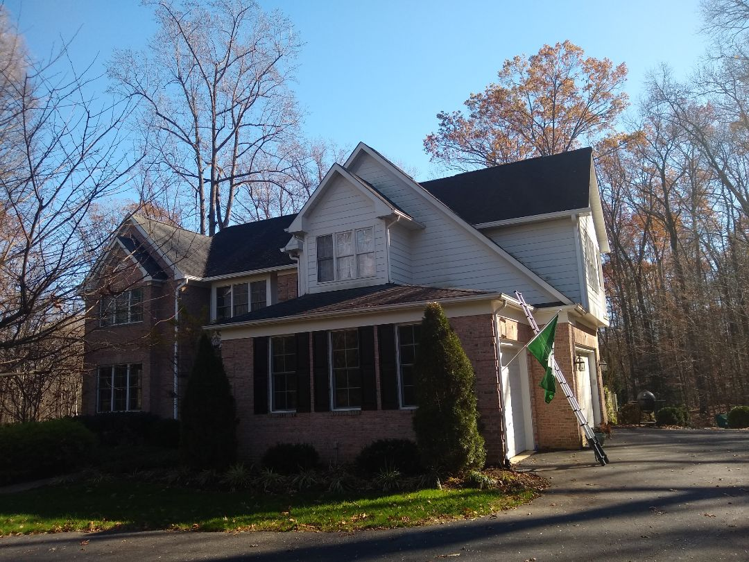 Fairfax, VA - Fairfax, VA - Today we are providing a replacement proposal estimate for this beautiful home. The home owners were referred to us by their friends! #VARoofer #NorthernVAAffordableRoofingCompanyNearMe #BurkeAffordableRoofingCompanyNearMe #WarrentonLocalRoofers #NorthernVARoofMaintenanceCompany #LortonRoofMaintenanceCompany #NorthernVARoofingCompanyNearMe #ManassasRoofingCompanyNearMe #NorthernVARoofingCompany