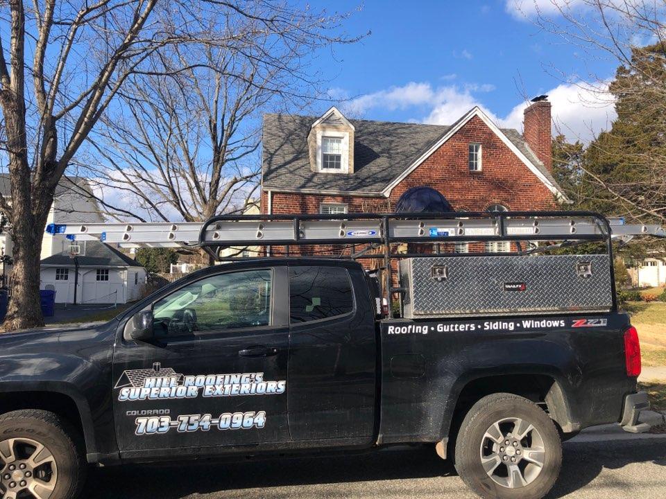 Arlington, VA - Arlington, VA - Hill Roofing providing a free roofing proposal. #NorthernVAAffordableRoofingCompanyNearMe #BurkeAffordableRoofingCompanyNearMe #WarrentonLocalRoofers #NorthernVARoofMaintenanceCompany #LortonRoofMaintenanceCompany #NorthernVARoofingCompanyNearMe #ManassasRoofingCompanyNearMe #NorthernVARoofingCompany