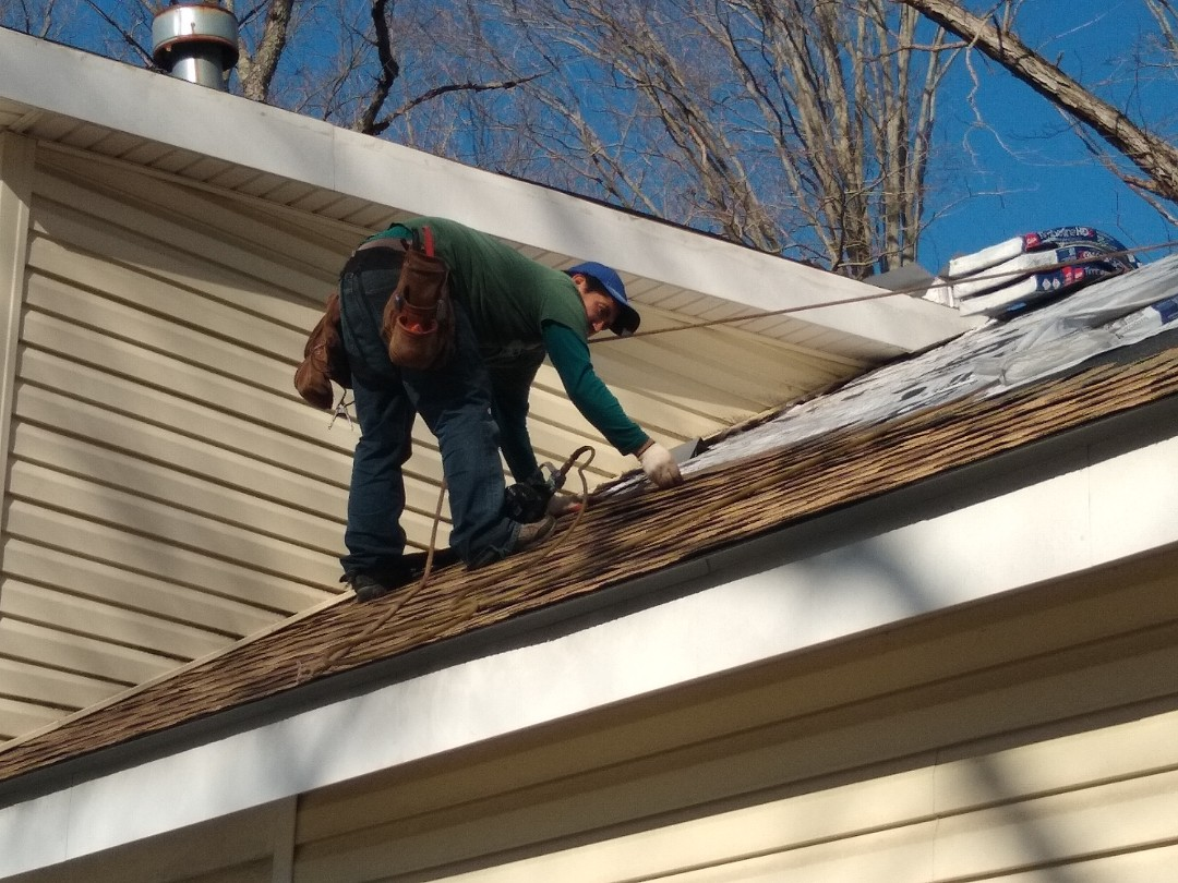 Manassas, VA - Hill Roofing installing a new roof in Manassas Park, VA. #NorthernVAAffordableRoofingCompanyNearMe #BurkeAffordableRoofingCompanyNearMe #WarrentonLocalRoofers #NorthernVARoofMaintenanceCompany #LortonRoofMaintenanceCompany #NorthernVARoofingCompanyNearMe #ManassasRoofingCompanyNearMe #NorthernVARoofingCompany