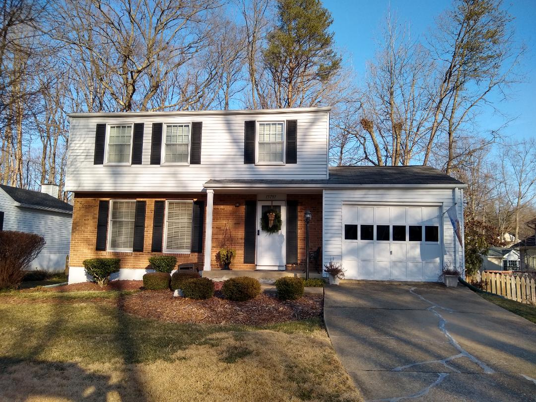 Montclair, VA - Hill Roofing is in Montclair, VA. providing an estimate to re-roof a home with GAF Timberline HDZ shingles. #NorthernVAAffordableRoofingCompanyNearMe #BurkeAffordableRoofingCompanyNearMe #WarrentonLocalRoofers #NorthernVARoofMaintenanceCompany #LortonRoofMaintenanceCompany #NorthernVARoofingCompanyNearMe #ManassasRoofingCompanyNearMe #NorthernVARoofingCompany