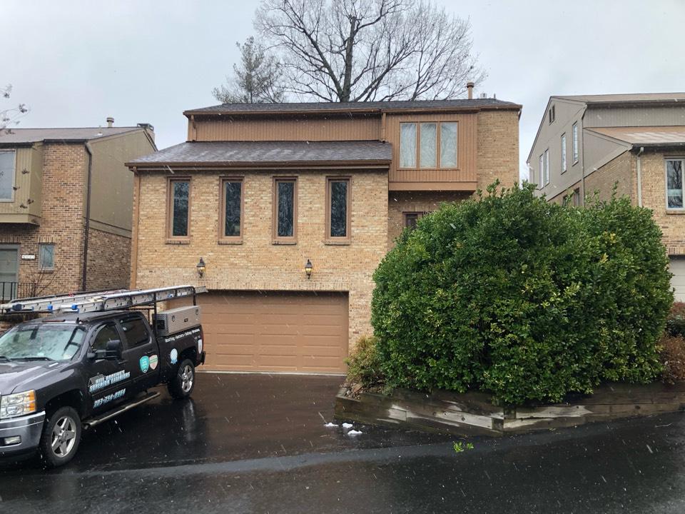 Fairfax, VA - Fairfax, VA - Roof replacement completed! #NorthernVAAffordableRoofingCompanyNearMe #BurkeAffordableRoofingCompanyNearMe #WarrentonLocalRoofers #NorthernVARoofMaintenanceCompany #LortonRoofMaintenanceCompany #NorthernVARoofingCompanyNearMe #ManassasRoofingCompanyNearMe #NorthernVARoofingCompany