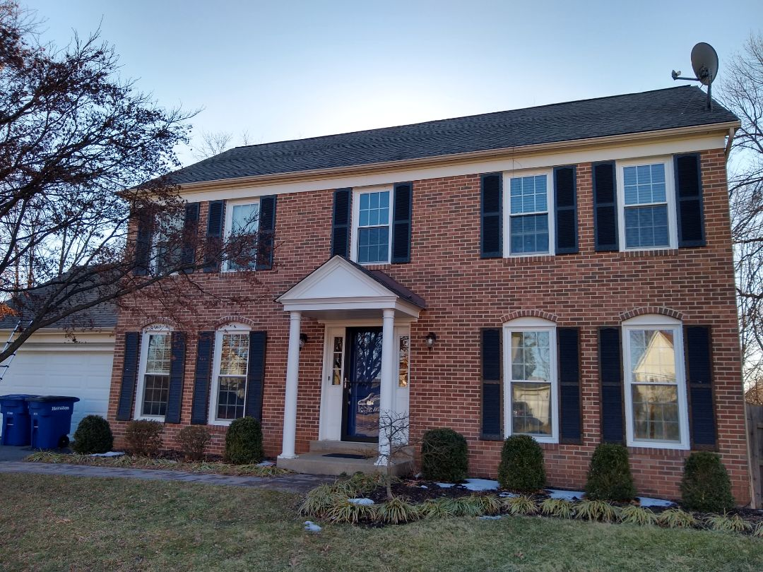 Herndon, VA - A homeowner in Herndon, VA. found Hill Roofing on Angie's list. We have over 250 A ratings from satisfied customers! #NorthernVAAffordableRoofingCompanyNearMe #BurkeAffordableRoofingCompanyNearMe #WarrentonLocalRoofers #NorthernVARoofMaintenanceCompany #LortonRoofMaintenanceCompany #NorthernVARoofingCompanyNearMe #ManassasRoofingCompanyNearMe #NorthernVARoofingCompany