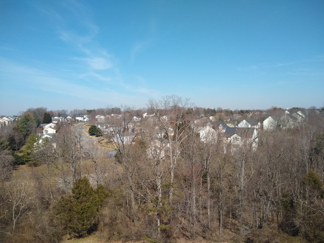 Manassas, VA - Hill Roofing's view today from the top of one of our customers homes in Manassas, VA. #NorthernVAAffordableRoofingCompanyNearMe #BurkeAffordableRoofingCompanyNearMe #WarrentonLocalRoofers #NorthernVARoofMaintenanceCompany #LortonRoofMaintenanceCompany #NorthernVARoofingCompanyNearMe #ManassasRoofingCompanyNearMe #NorthernVARoofingCompany