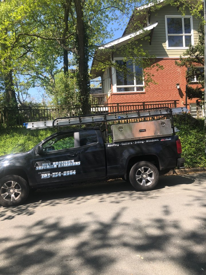 Arlington, VA - Hill Roofing performing a free roofing estimate in Arlington, VA. #NorthernVAAffordableRoofingCompanyNearMe #BurkeAffordableRoofingCompanyNearMe #WarrentonLocalRoofers #NorthernVARoofMaintenanceCompany #LortonRoofMaintenanceCompany #NorthernVARoofingCompanyNearMe #ManassasRoofingCompanyNearMe #NorthernVARoofingCompany