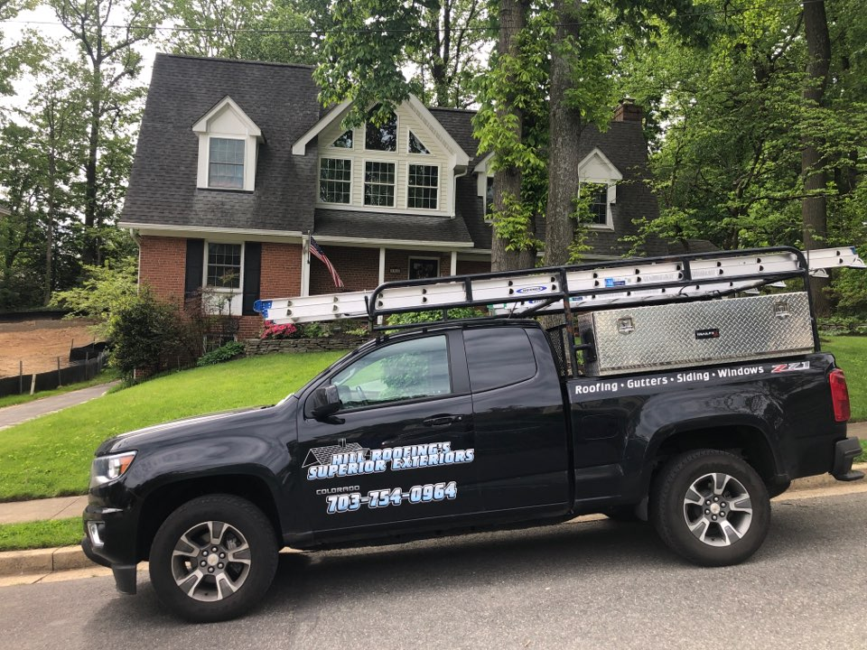 Arlington, VA - Hill Roofing performing a free roofing estimate. #NorthernVAAffordableRoofingCompanyNearMe #BurkeAffordableRoofingCompanyNearMe #WarrentonLocalRoofers #NorthernVARoofMaintenanceCompany #LortonRoofMaintenanceCompany #NorthernVARoofingCompanyNearMe #ManassasRoofingCompanyNearMe #NorthernVARoofingCompany