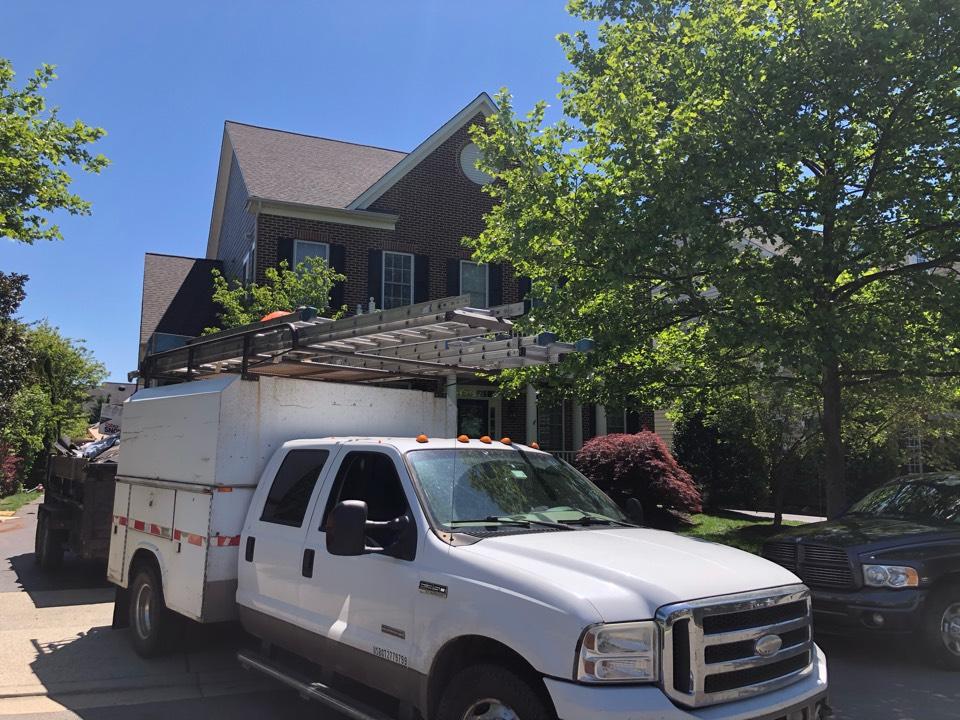 Leesburg, VA - Leesburg, VA - Roof replacement completed! #NorthernVAAffordableRoofingCompanyNearMe #BurkeAffordableRoofingCompanyNearMe #WarrentonLocalRoofers #NorthernVARoofMaintenanceCompany #LortonRoofMaintenanceCompany #NorthernVARoofingCompanyNearMe #ManassasRoofingCompanyNearMe #NorthernVARoofingCompany