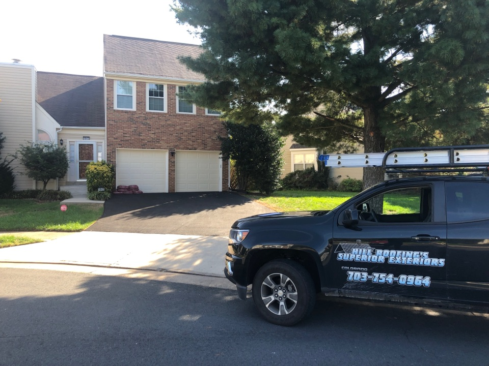 Chantilly, VA - Hill Roofing performing a free roofing proposal. #NorthernVAAffordableRoofingCompanyNearMe #BurkeAffordableRoofingCompanyNearMe #WarrentonLocalRoofers #NorthernVARoofMaintenanceCompany #LortonRoofMaintenanceCompany #NorthernVARoofingCompanyNearMe #ManassasRoofingCompanyNearMe #NorthernVARoofingCompany