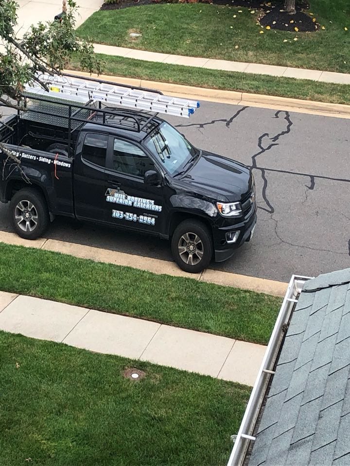 Gainesville, VA - Hill Roofing performing a free roofing proposal. #NorthernVAAffordableRoofingCompanyNearMe #BurkeAffordableRoofingCompanyNearMe #WarrentonLocalRoofers #NorthernVARoofMaintenanceCompany #LortonRoofMaintenanceCompany #NorthernVARoofingCompanyNearMe #ManassasRoofingCompanyNearMe #NorthernVARoofingCompany