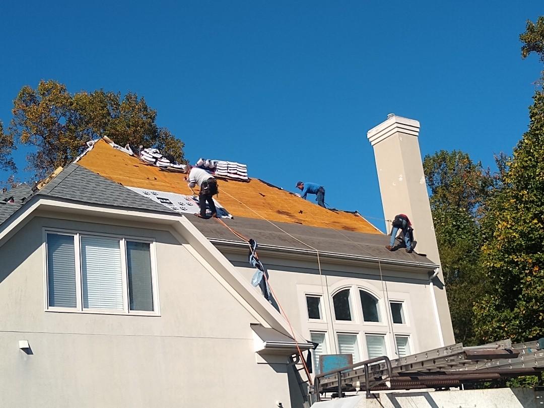 Reston, VA - Hill Roofing is in Reston, VA.  Install a new roof.