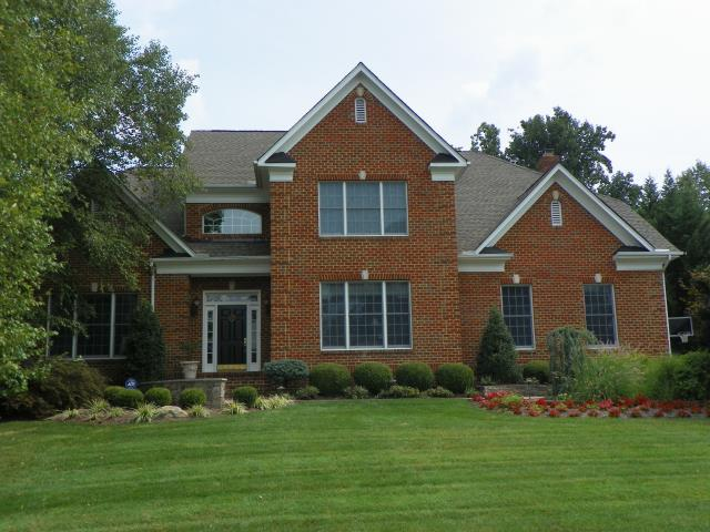 Oakton, VA - Roof Replacement with the most popular GAF Timberline HD architectural shingles.