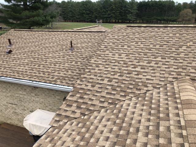Scott, VA - Completed new roof replacement for homeowner using GAF Timberline lifetime shingles.  Homeowner is very happy with his new roof!
