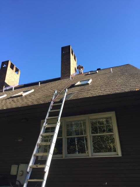 Clifton, VA - As a residential roofing contractor, Hill Roofing can complete all needs for your exterior.  Residential roofing, siding, gutters, and windows.