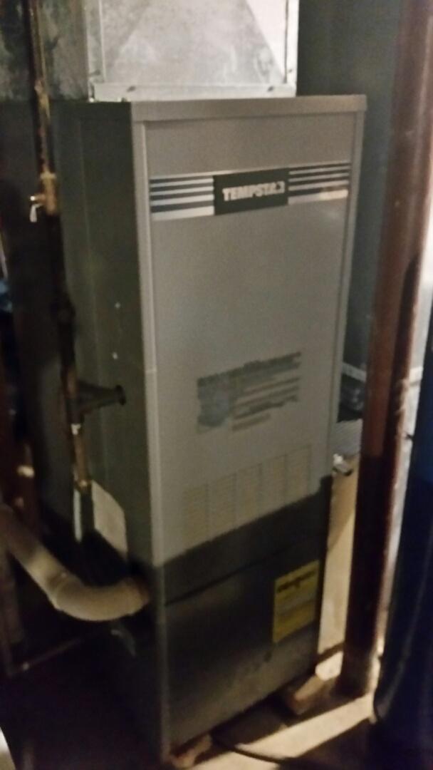 Grafton, WI - Tempstar furnace repair
