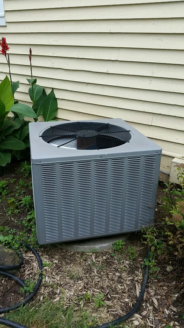 Grafton, WI - Rheem air conditioner repair