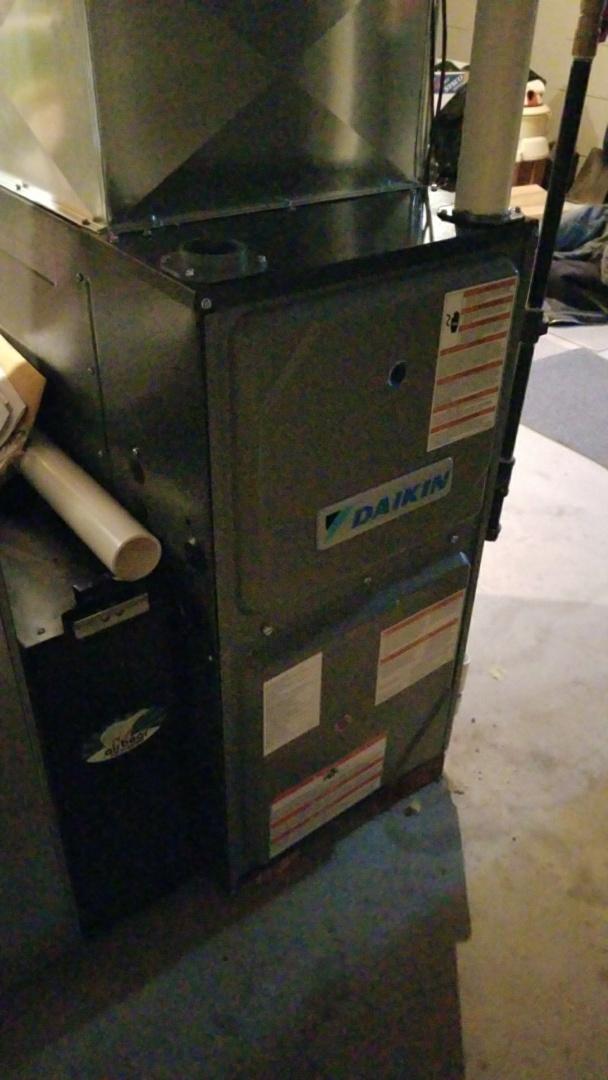 Cedarburg, WI - Saturday emergency furnace installation