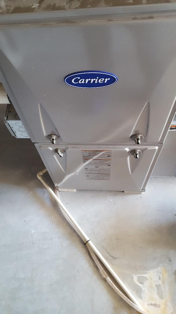 Port Washington, WI - Carrier furnace repair