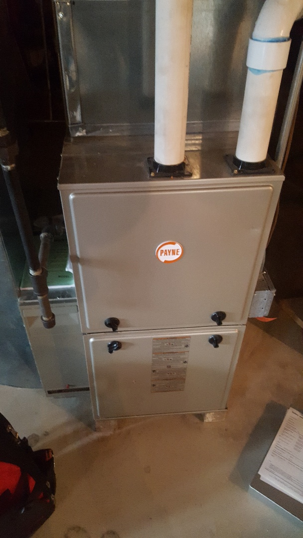 Cedarburg, WI - Repair Payne natural gas furnace