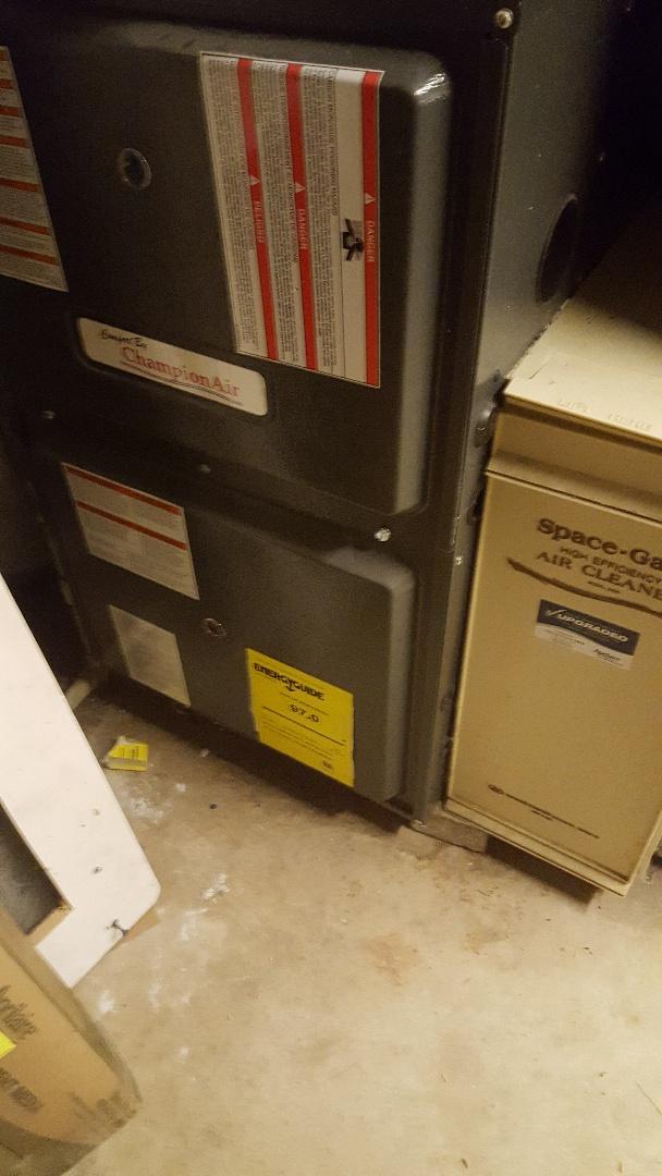 Cedarburg, WI - Goodman furnace and AC repair and tune up