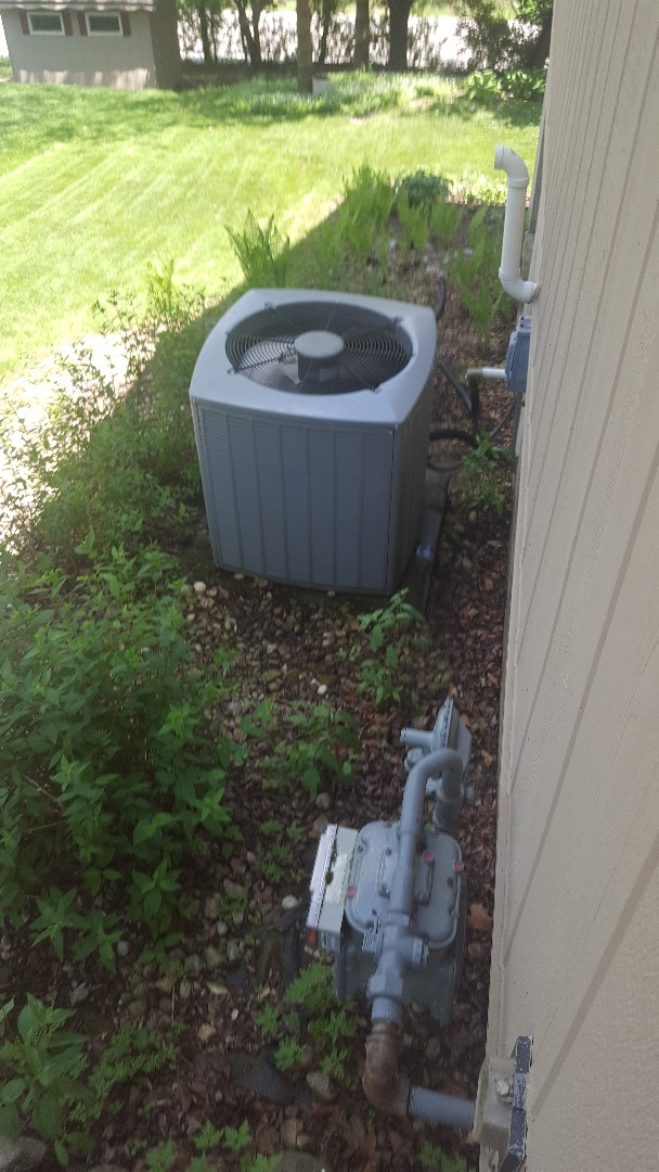 Grafton, WI - Armstrong high-efficiency air conditioner repair