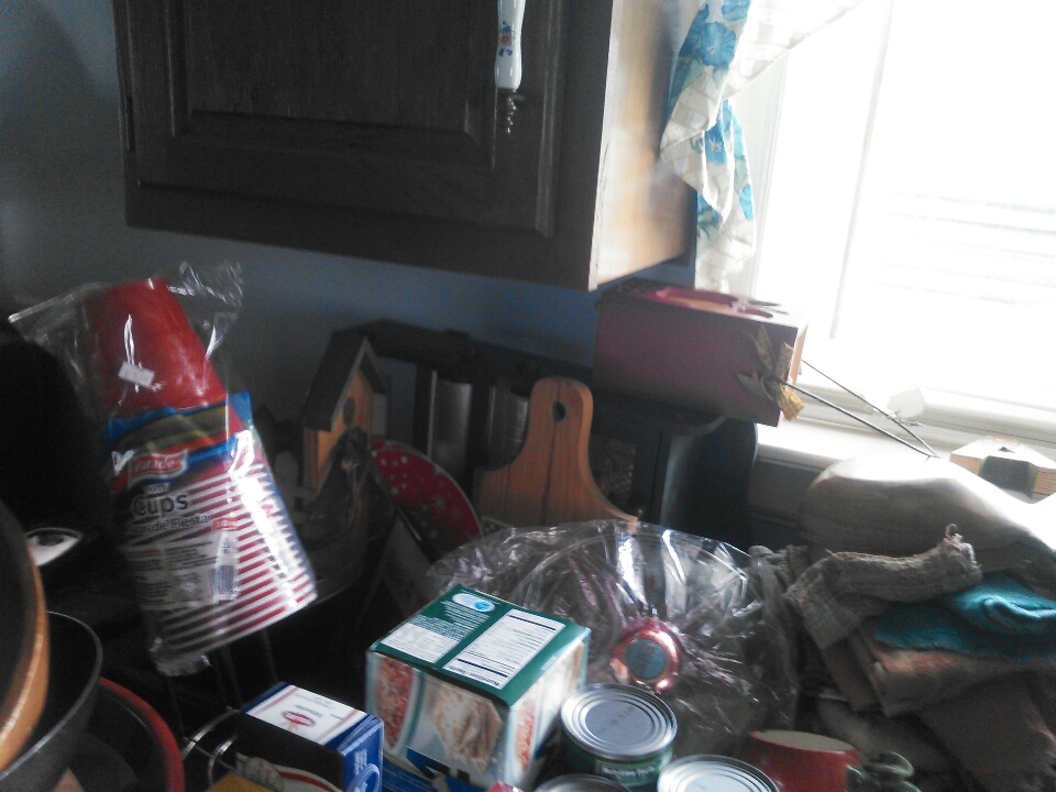Marion, NC - Unpacking in Marion North Carolina