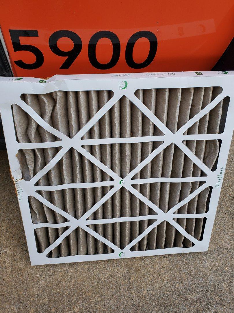 Henryetta, OK - Heating maintenance in Henrietta on Lennox units.