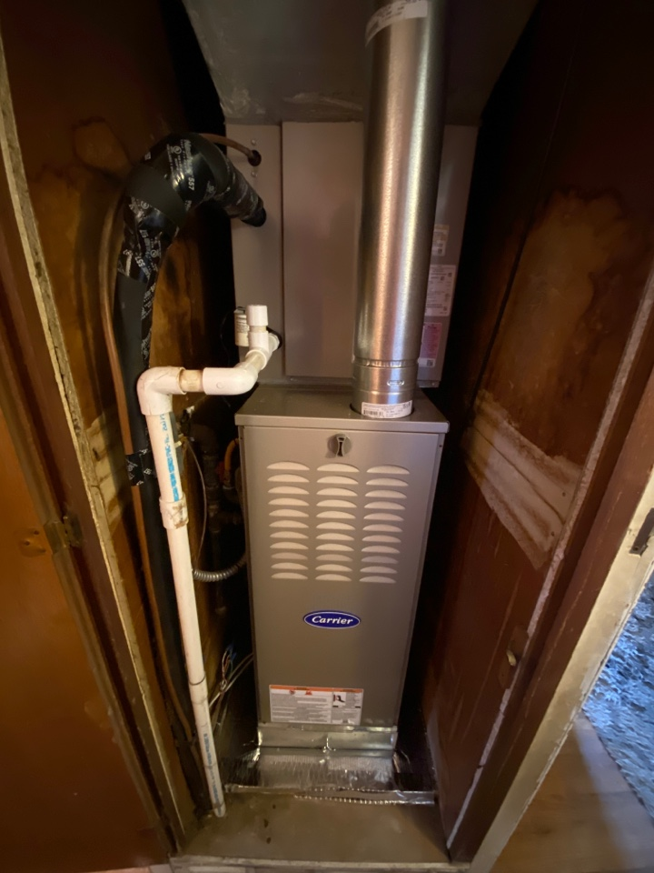 Installing a 3ton coil and furnace in tulsa,ok